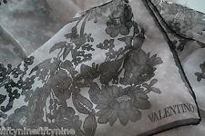 New VALENTINO Silk Chiffon scarf / Shawl  MADE IN ITALY  Womens  gift ( £225 )