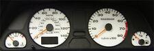 Lockwood Peugeot 306 Petrol no Oil - Digital Mileage GREEN (ST) Dial Kit 44X