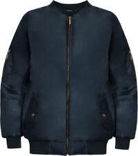 Altro giacche da donna blu in poliestere
