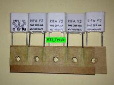 Lot of 5 Evox Rifa 4.7nF 250V Metal Film Capacitor  ***** ON SALE!!