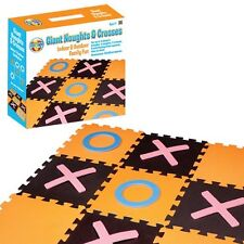 GIANT GAME NAUGHT & CROSSES INDOOR OUTDOOR PARTY FUN GAMES CHILDREN ADULTS NEW