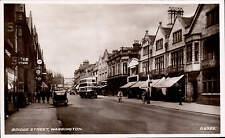 Warrington. Bridge Street # G.6333 by Valentine's. Bus.