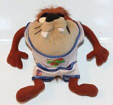 Space Jam Taz Looney Tunes Stuffed Animal Plush Warner Bros Basketball Outfit On