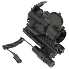 Tactical Kit w/ Red Dot Scope + Green Laser + Trirail Fits Empire BT TM15 Marker