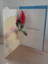 3D Pop Up Greeting Card Anniversary Wedding For You Friends Forever Best Mate