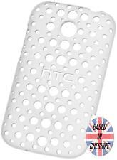 HTC Desire Hard Shell Case Con Espalda C Cubierta Transparente