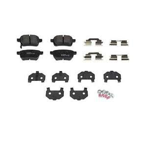 Eurobrake Rear Brake Pads - 55022223100