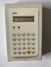 Braun ET66 Calculator White Vintage Style 1981 Dieter Rams Vitsoe Vitra Limited