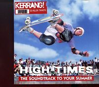 Kerrang  Magazine CD / #911 - High Times - The Soundtrack To Your Summer