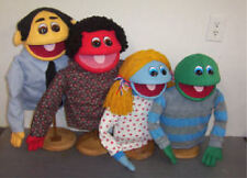 Greene Family of Puppets-Ministry/Education-moving mouths, changeable clothes
