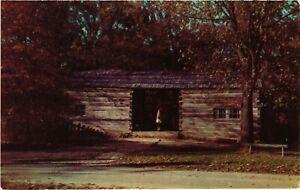 Vintage Postcard - Miller And Kelso Duplex Residence New Salem Illinois  #8529