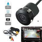 170°CMOS Anti Fog Waterproof Car Rear View Reverse Camera Kit Backup Camera GA