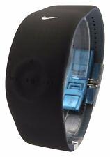 ffbdd97e8e3df Nike AMP+ WM0030 Black Gray Ipod Nano Remote Controller Watch