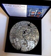Australia 2016 Dirk Hartog Plate / Medallion and Stamp Set Limited Ed 100
