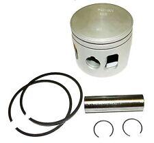 WSM Johnson / Evinrude 60-75 Hp 3 Cyl. Piston Kit 100-104 OE 5006751, 387284