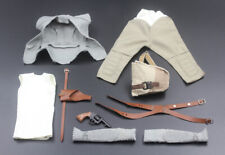 Star Wars Rey Palpatine 1/6 Head Carving & Clothing Set Outfit Accessory