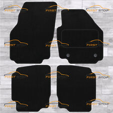 FORD MONDEO 2012-2014 NEW FORD CLIP FULLY TAILORED CLASSIC CAR FLOOR MATS BLACK