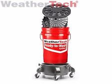 WeatherTech Ready to Wash Bucket System with GritGrate & MittSaver
