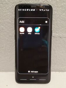 Samsung Galaxy S8 SM-G950U - 64GB - Midnight Black