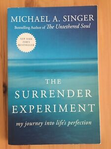 The Surrender Experiment by Michael A. Singer (Paperback, 2015)