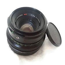ZENZA BRONICA ZENZANON MC 1:2 .8 F = 75 mm lente para ETR, ETRC, ETRS, ETRSi