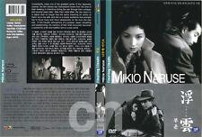Floating Clouds (1955) - Mikio Naruse, Hideko Takamine, Masayuki Mori  DVD NEW