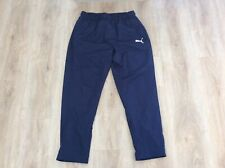 PUMA MENS TRACKSUIT PANTS SIZE XL IN VGC