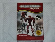 Bionicle Adventures Where the Adventure Begins...Box Set of 4 Paperback Books