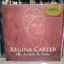 2 LP REGINA CARTER - ELLA: ACCENTUATE THE POSITIVE - MOV - MUSIC ON VINYL
