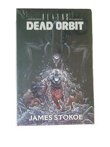 Alien Dead Orbit Hardcover Sealed New