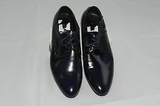 $120 NWOT ALDO Men's Leather Tuxedo Oxford Dress Shoes Size EU 43 (US 10)