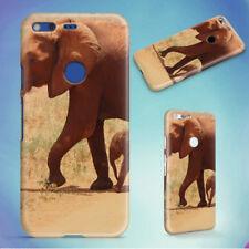 ELEPHANT CUB KENYA SAVANNA HARD BACK CASE FOR GOOGLE PIXEL PHONE