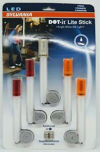 SYLVANIA DOT-IT Lite Stick LED torch w/ bateries (E12220)