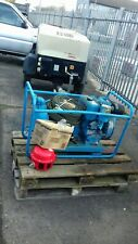 ☆ Diesel water pump Lister Petter AC1 6.5 hp  new old stock floodwater pumps