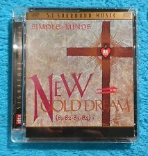 SIMPLE MINDS - NEW GOLD DREAM (81-82-83-84) 5.1 SURROUND MUSIC DVD Audio DTS RAR