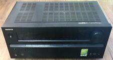 Onkyo TX-NR515 3D red 7.2 Home Cinema AV Receptor HD de 10x Hdmi Dolby TrueHD