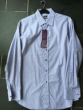 Paul Smith Londres LS Corte Clásico Camisa - Talla 16.5/42 - P2P 57.1cm