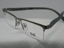 New D&G Dolce Gabbana DG5104 1071 Silver/Marble RX Eyeglasses    50-18-135  E232