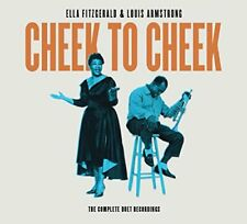 Louis Armstrong - Cheek To Cheek : The Complete Duet Recordings [CD]