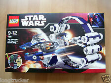 LEGO StarWars Jedi Starfighter with Hyperdrive Booster Ring (7661)