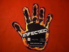 Infected Sony Playstation Portable PSP Promotional Sticker Hand E3 Promo