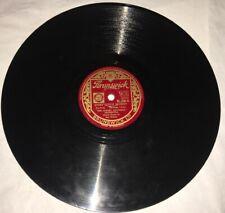 "Dorsey Brothers Orchestra I'll Never Say ""Never Again"" Brunswick RL 256 1935 UK"