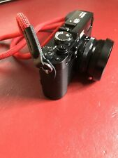 Fujifilm X100F 24.3MP Mirrorless Camera with 23 mm Lens  - Black