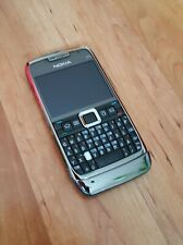 Nokia E71 Original in Chromstahl / Steel ( defekt )