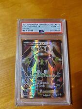 PSA 10 Pokemon, Full Art Zygarde EX, Mega Powers Collection Promo #54a