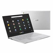 "ASUS Chromebook C425,14"" FHD 4-Way NanoEdge, Intel m3-810, 4GB/128B Backlit KB"