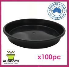 Saucer for 200 to 300mm Pots x 100pcs / High Quality Polypropylene