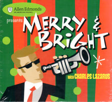 Merry & Bright A Big Brassy Christmas with Charles Lazarus : New