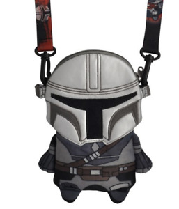 Star Wars • The Mandalorian Beskar Armor Soft Pouch for ID or Credentials
