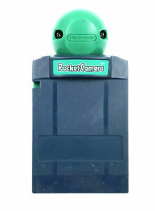 Nintendo Game Boy Camera Pocket Camera Green Occasion